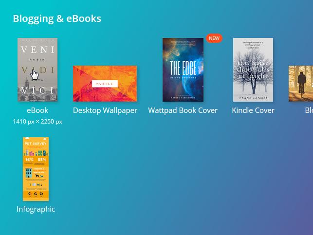 ebook w canvie jak to zrobić