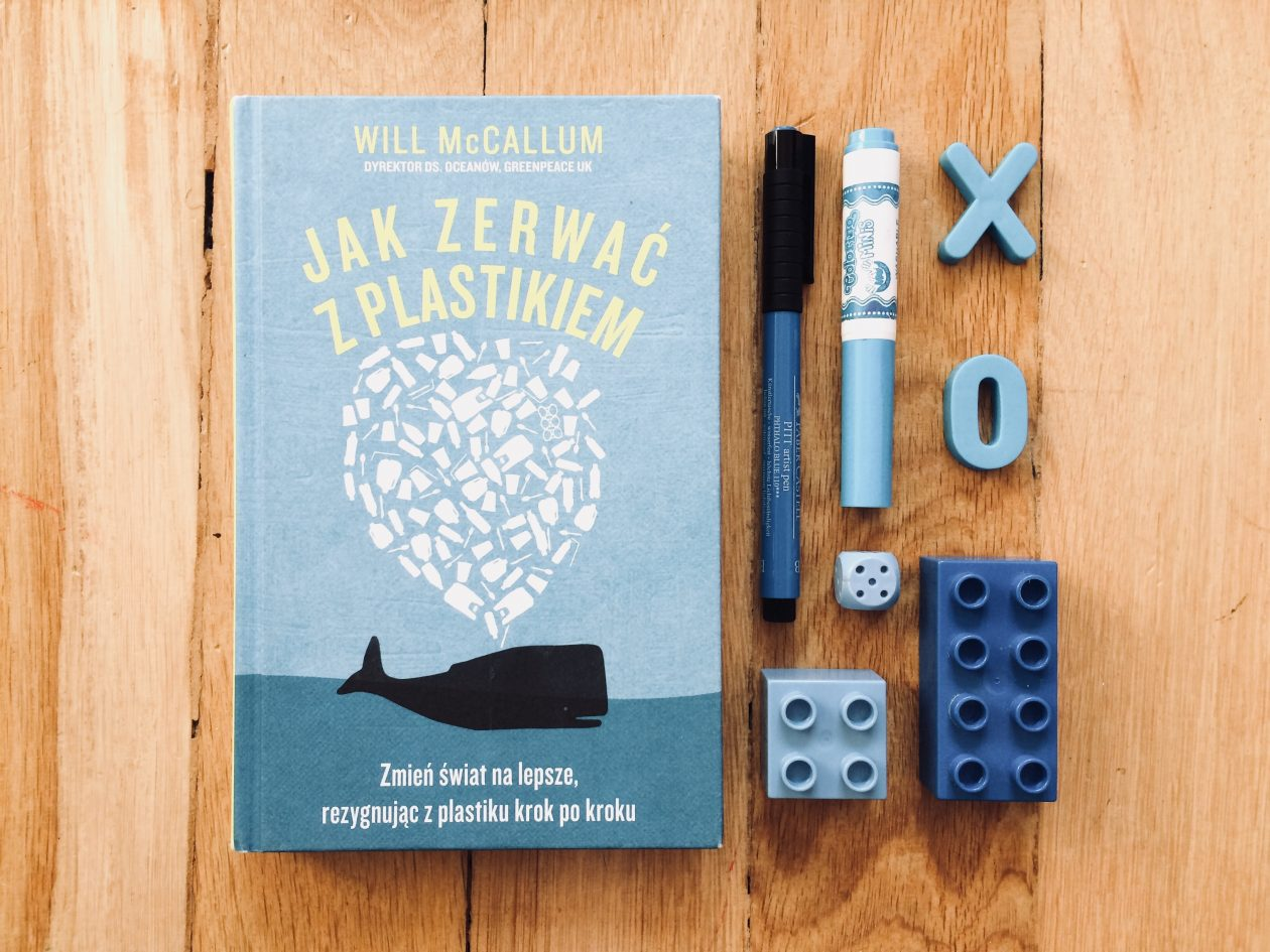 książka jak zerwać z plastikiem