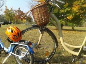 transport przyjazny środowisku czyli rower