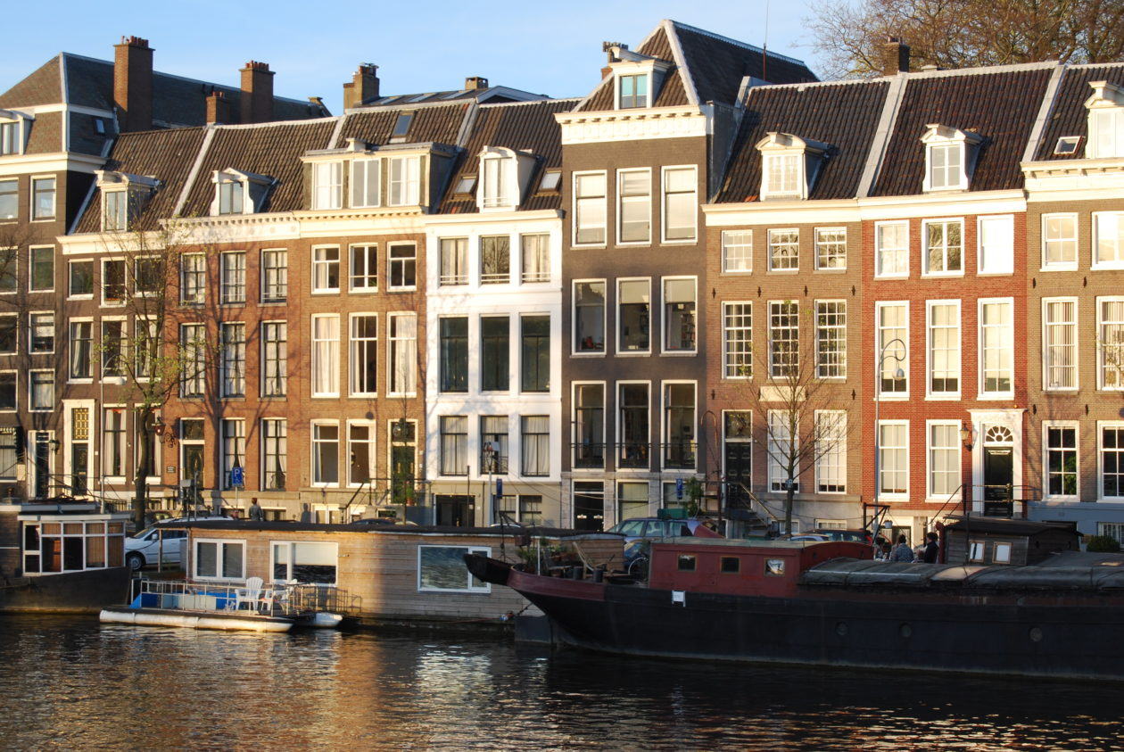 amsterdam, slow life, minimalizm