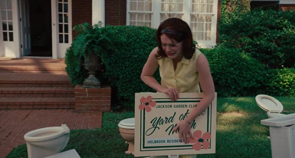 """slow cinema, kadr z filmu """"Służące"""", Bryce Dallas Howard"""