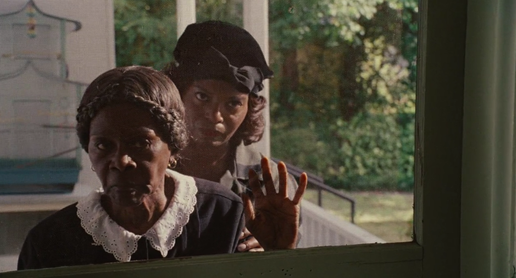 kadr z filmu The Help, slow cinema