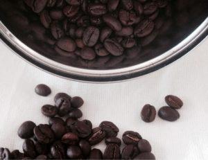 kawa idealna - kupiona bez opakowania