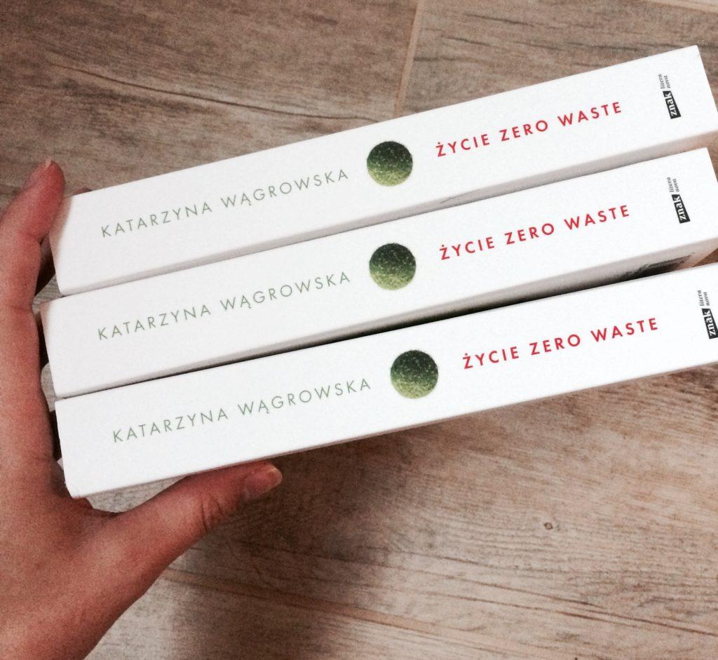 zero waste - wydaniwctow znak