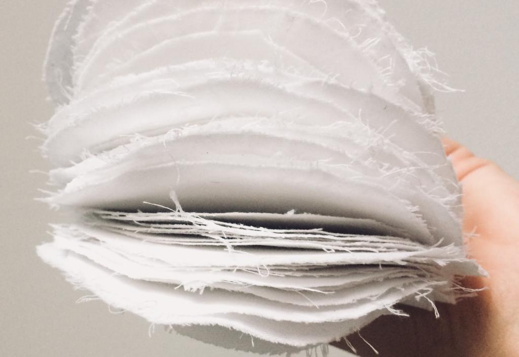 wielorazowe waciki bawełniane zero waste